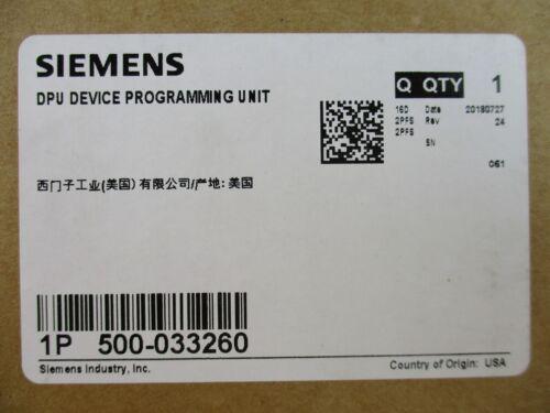 (NEW) SIEMENS DPU - DEVICE PROGRAMMER AND LOOP TESTER