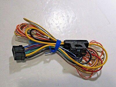 Original Alpine INE-W960HDMI Wire Harness oem new G2