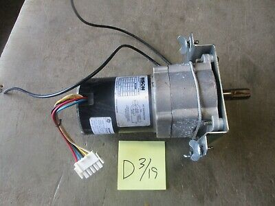 Used Ice Auger Motor For Cornelius Soda Machine Ed150-bch Ed300-bc Free Shipping