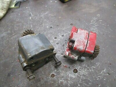 Ih Farmall 2 Used Live Hydraulic Pumps For Parts  Antique Tractor