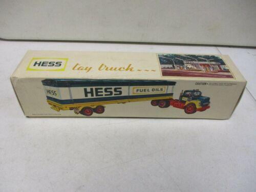 1976 Hess Truck 8/18