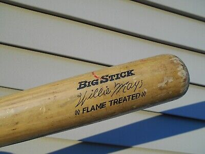 Vintage 1960-1970's era Adirondack Big Stick P302F Willie Mays baseball bat 36""