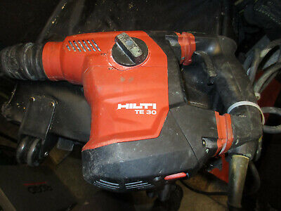 Hilti Te 30 Rotary Hammer 120v 1 Sds Works Great
