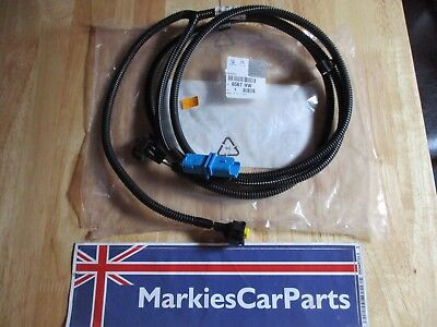 PEUGEOT 407 FOG LIGHT WIRING LOOM HARNESS GENUINE NEW 6567HW 2004-2011
