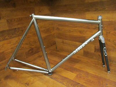 Bicycle Frames - Ti Road Bike Frame - Nelo's Cycles