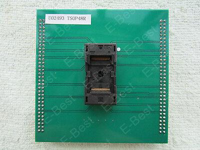 U02493 Tsop48r Socket Adapter For Up818 Up-818 Up828 Up-828 Programmer Upup