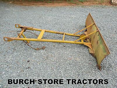 Front Push Grader Snow Blade For John Deere M Tractors