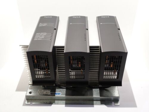 AEG Thyro-A  3A 500-130 HRLP1 Thyristor Power Controller