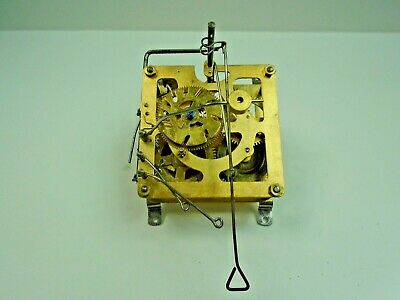 Lyre  Cuckoo Clock Movement (FOR RESTORATION or PARTS ONLY)