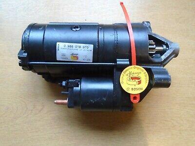 Bosch Starter Motor 0986018970 Citroen C4 C5 C8 Peugeot F406 407 607 807 Boxer