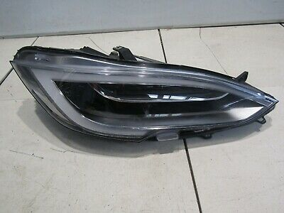 TESLA MODEL S 2015 -ON HEADLIGHT DRIVER RIGHT P/N: 1053579-00-C REF 15K09