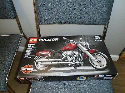 LEGO Creator Expert: Harley-Davidson Fat Boy (10269)