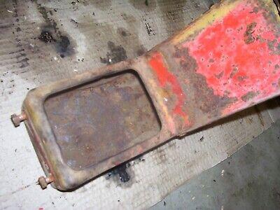 Vintage Ford 871 Diesel Tractor -tool Box Lid - As - Is