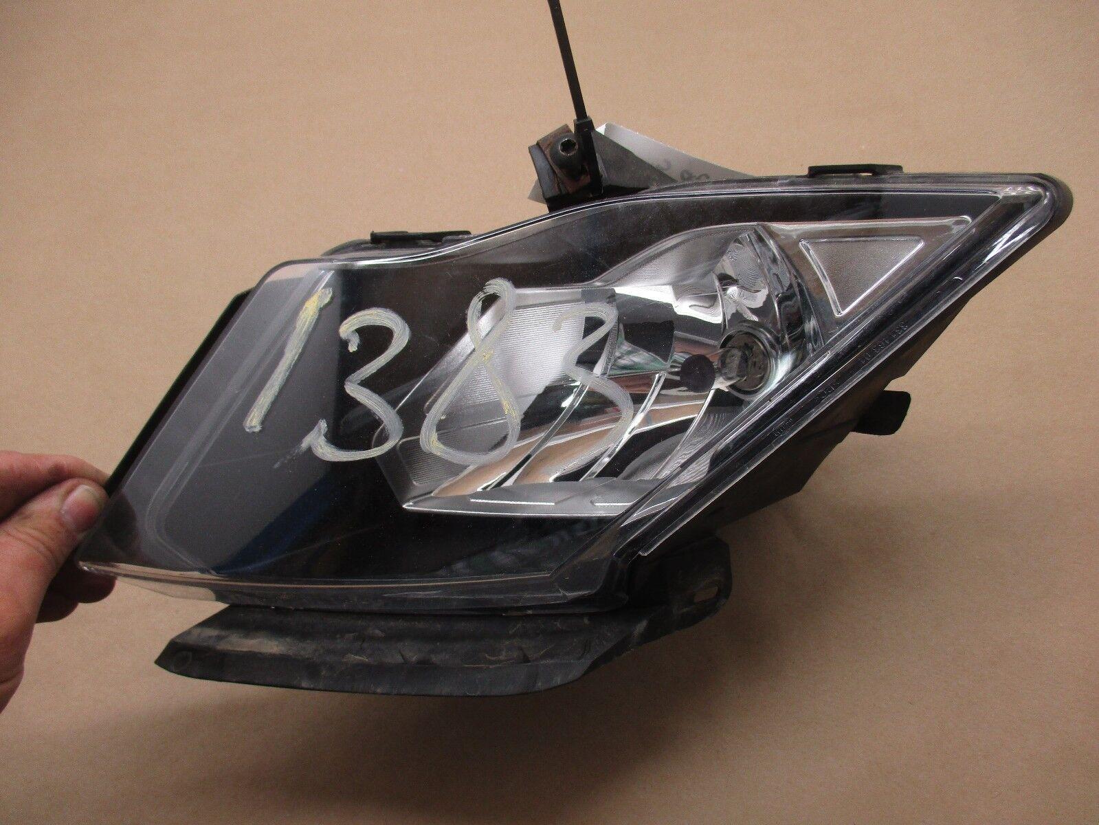 2010 Ski-Doo Summit 800 left side headlight