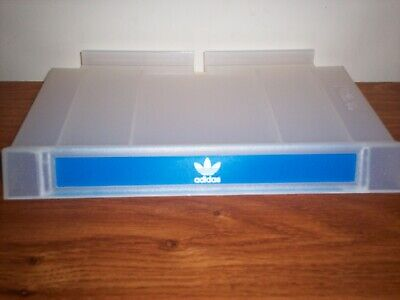 Adidas Vintage Originals Shoe Shelves New Box Of 5 For Slatwall From 2004