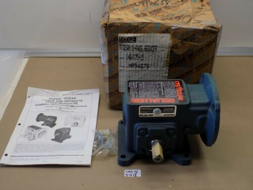 +NEW IN BOX DODGE TIGEAR MR94879 SPEED REDUCER