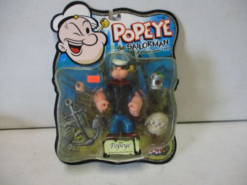 2001 Mezco Popeye the Sailor Man Classic Popeye