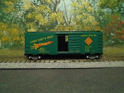 MICRO-TRAINS N SCALE #20120 40' STD. BOX CAR w/ SNGL DR  T.P.&W. #620 for sale  Shipping to Canada