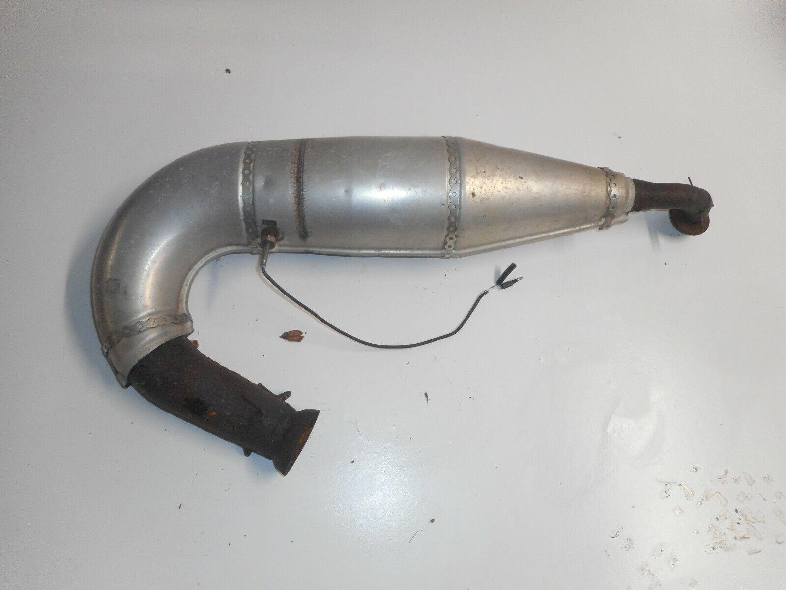 02 Arctic Cat ZR, ZL 500 Exhaust Pipe,  Part no 0712-823