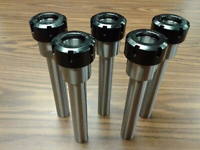 5pcs Er32 Collet Chucks 1x6 W. Straight Shanktool Holder Set Er32-ck1--new