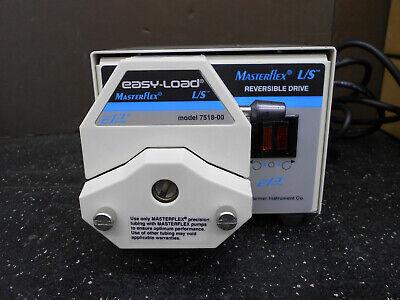 Cole Parmer Masterflex Ls 77000-30 Reversible Drive Peristaltic Pump