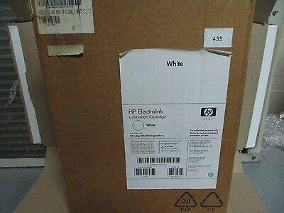 2x Hp Indigo Electroink Calibration White Q4125b For Press Ws6000