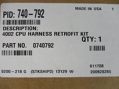 New Simplex 740-792 - 4002 Cpu Harness Retrofit Kit