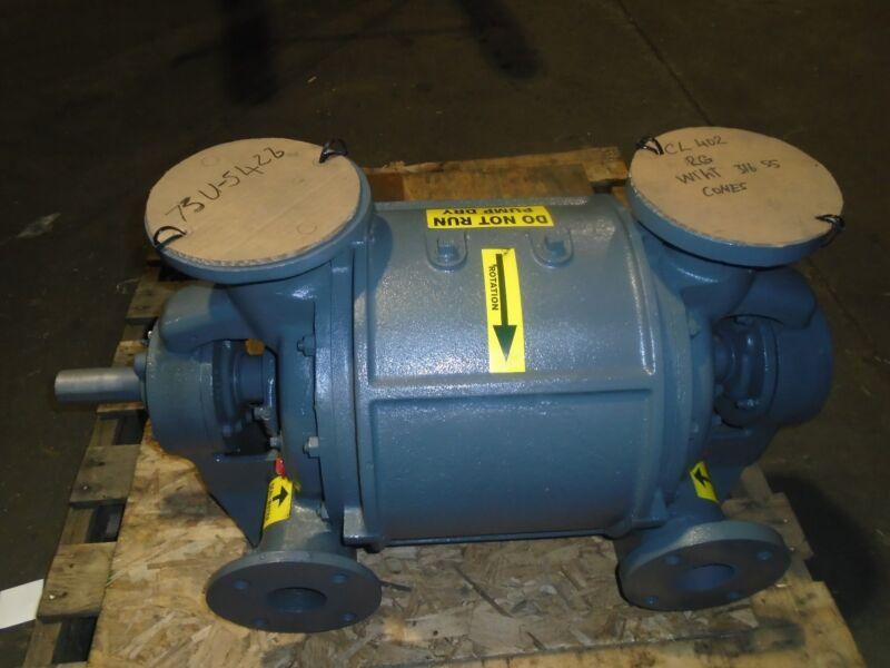 Nash vacuum pump Liquid ring vacuum pump CL-402 100% rebuilt with warranty