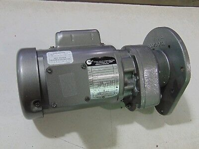 New Nord Gear Electric Motor And Gearbox Speed Reducer 51.031