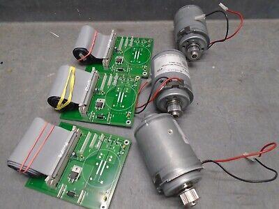 Lot Of 3 Hp Indigo 5000 Digital Press Modules And Motors Ott 404757-1 4105