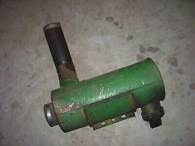 Vintage Oliver 1850 Gas Tractor - Air Cleaner Assy - Dry Type- 1969