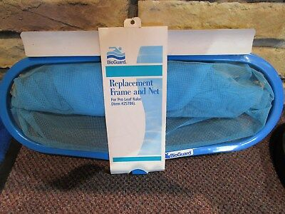 REPLACEMENT FRAME & NET BIOGUARD, POOL EQUIPMENT, POOL SUPPLIES