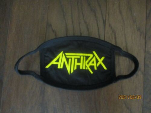 BRAND NEW ANTHRAX FACE MASK