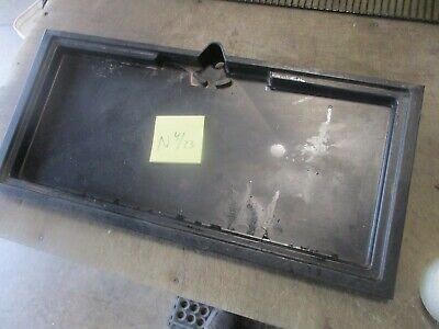 Used Cornelius Plastic Drain Pan For Cornelius Soda Fountain Cb2323