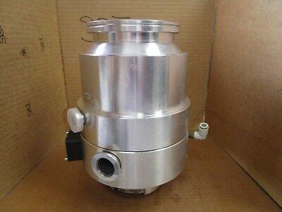 Leybold Turbomolecular Pump Turbovac361 85670 750hz Rebuilt