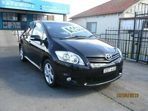 2010 Toyota Corolla LEVIN SX Manual Hatchback Yagoona Bankstown Area Preview