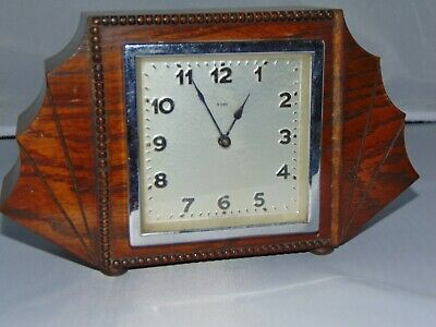 1930s 8 day clock for spares or repair