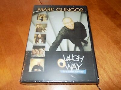 MARK GUNGOR Laugh Your Way to a Better Marriage Couples Changes Positive DVD NEW](Best Couples Movie)