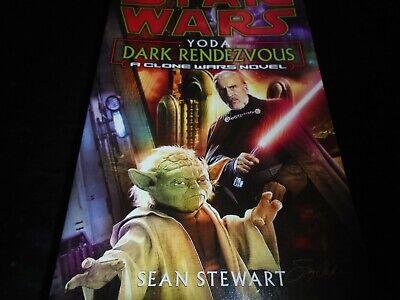 Star Wars.: Yoda: dark rendezvous by Sean Stewart (Paperback)