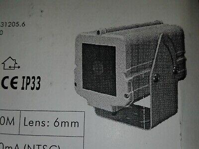 Provideo Csispeco Cvc-900ir Color Super Infrared Camera Outdoor House Mount