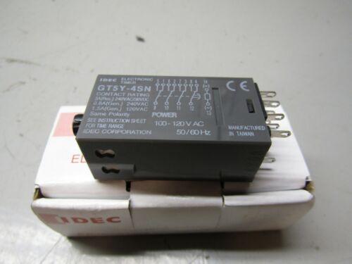 Idec GT5Y-4SN3A100 Timer