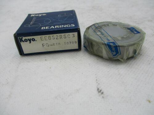 NEW KOYO EE8S2RS/C3 EE8S2RSC3 SEALED BALL BEARING