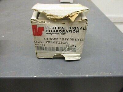Federal Signal Strobe Assy Z8107232a