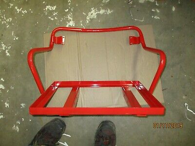 Farmall Tractor Seat Frame 364399r91 New Replacement Fits Cub Aavbbnsa100