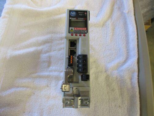 Allen Bradley Kinetix 5500S2 Servo Drive         2198-H008-ERS2