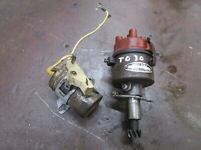 Ferguson To20 To30 Continental Z129 Used Working Distributor Antique Tractor
