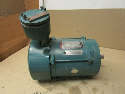 Reliance P56g3456p-vh 1hp Hazardous Location Electric Motor 230460v 3ph 1725rpm