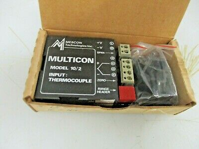 New Mescon Multicon Transmitter 102