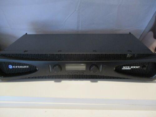 Crown XLS 1002 Power Amplifier mint condition