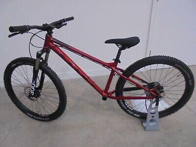 Vitus Nucleus 26 Youth Hardtail Bike 26 WHEEL RED[
